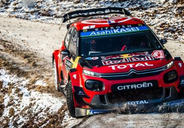 Total and Citroen the successful partner in motorsports events