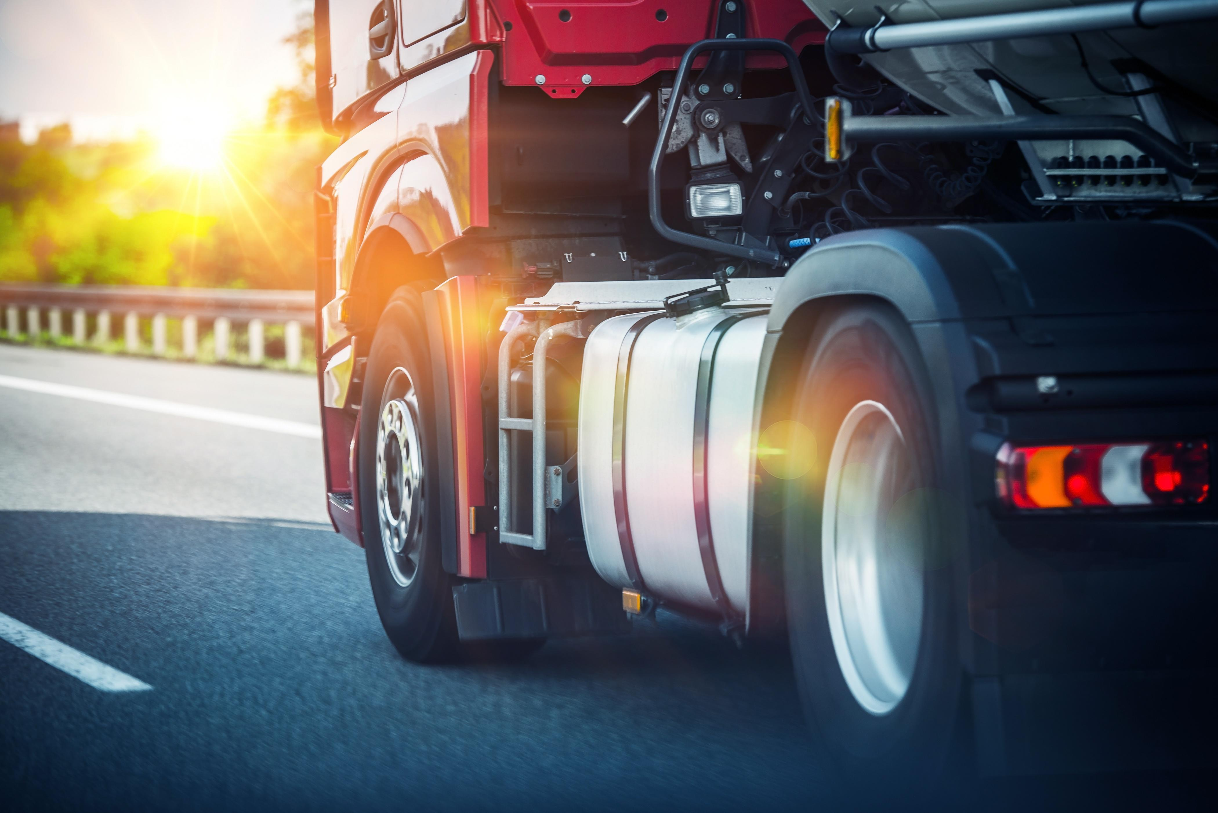 Total lubricants provide optimal engine protection for your commercial vehicles