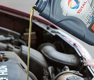 Total Quartz gives you optimal performance for your engine