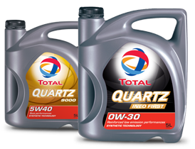 Each Total Quartz lubricant provide a range of products for your need""