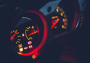 when your dashboard symbol is on, remember the traffic light pattern, as it reveals its severity