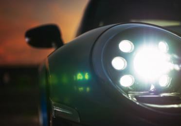your car lights will be your best companion while driving in the dark