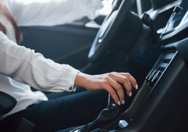 resting your hand on the gear stick will risk putting pressure on the transmission selector fork