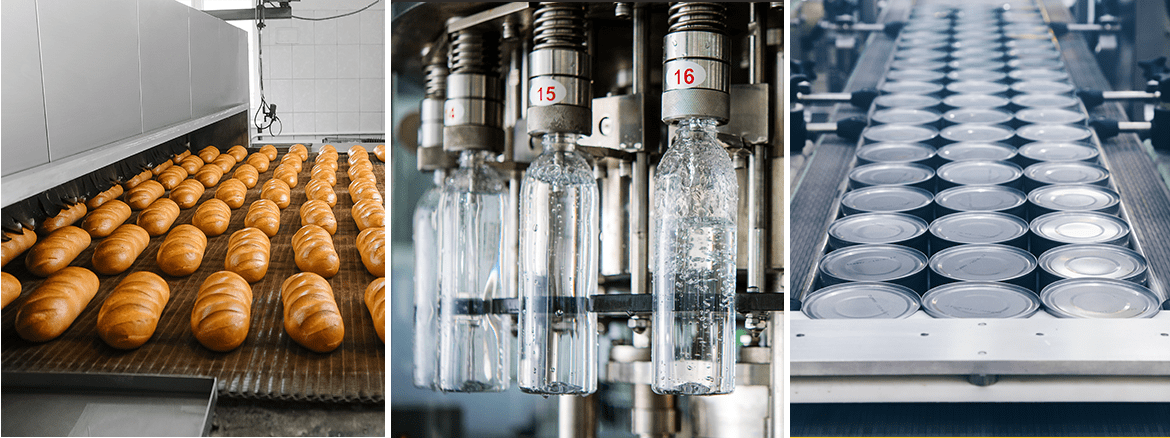 Total developed lubricants to support food grade industry in their utmost safety concerns