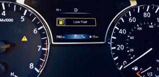 Experts advise not to leave your fuel tank on empty